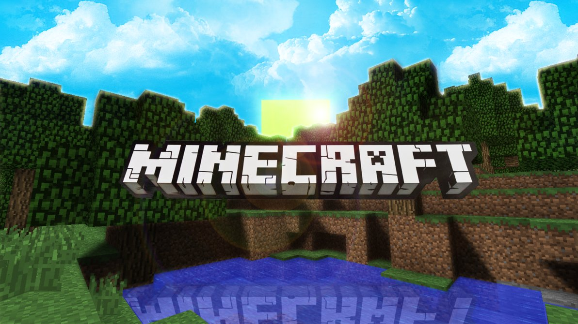 Free Download Elegance A Minecraft Wallpaper 1366x768 By