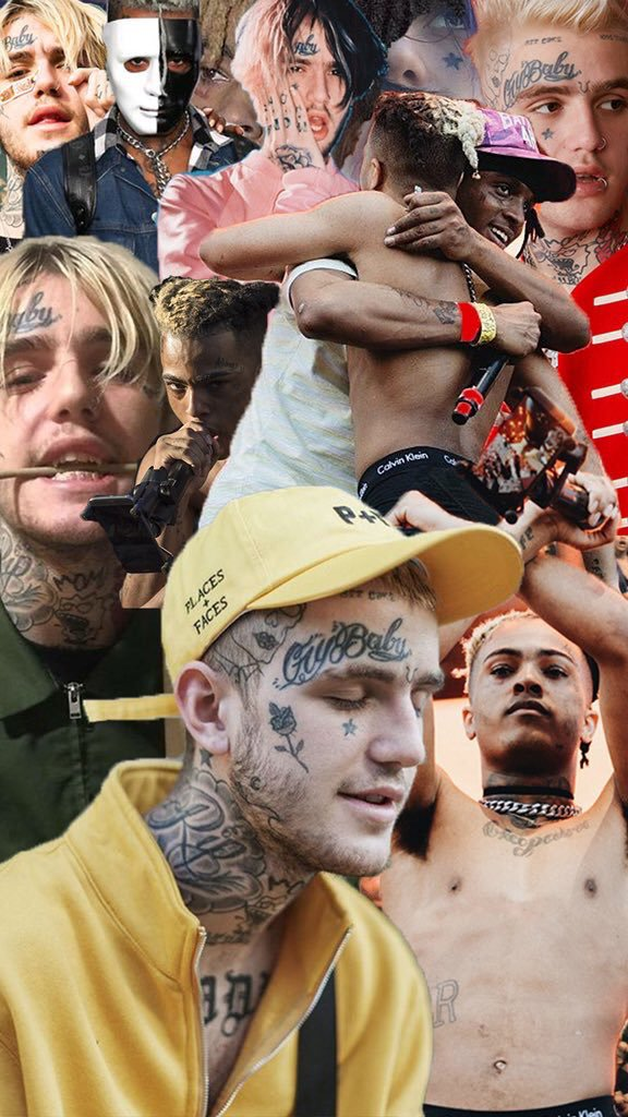 Free Download Lil Peep Xxxtentacion Wallpapers Tweet Added By
