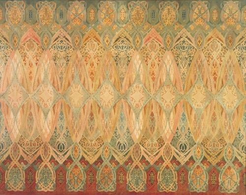 carmidolltumblrcomart nouveau wallpaper art 500x397