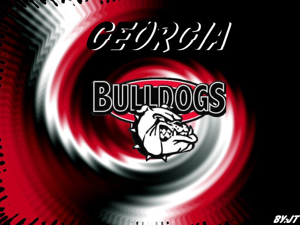 Georgia Bulldogs by Fall of Light 1024x768