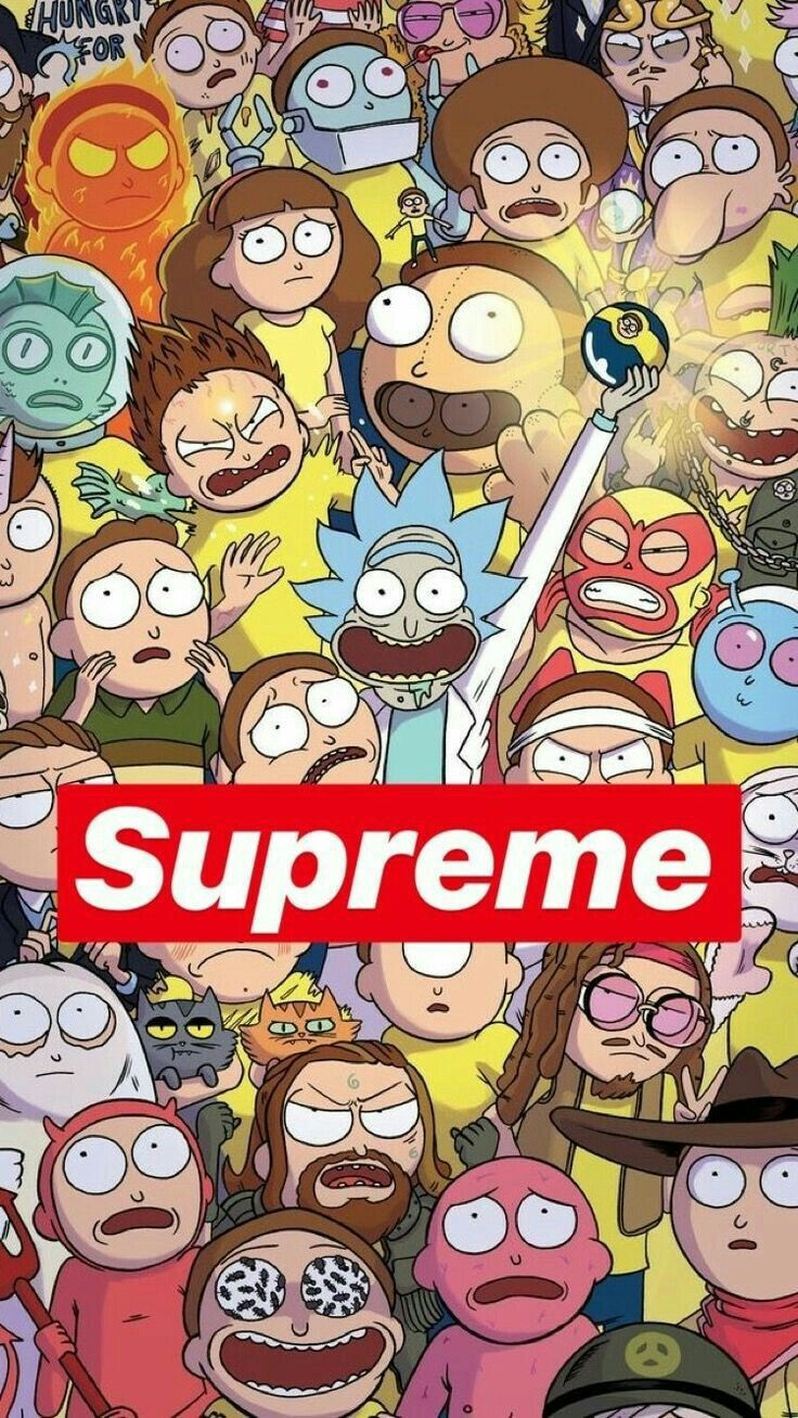 Pin by Ciara Ramos on Screensavers in 2019 Rick morty Dope 736x1307