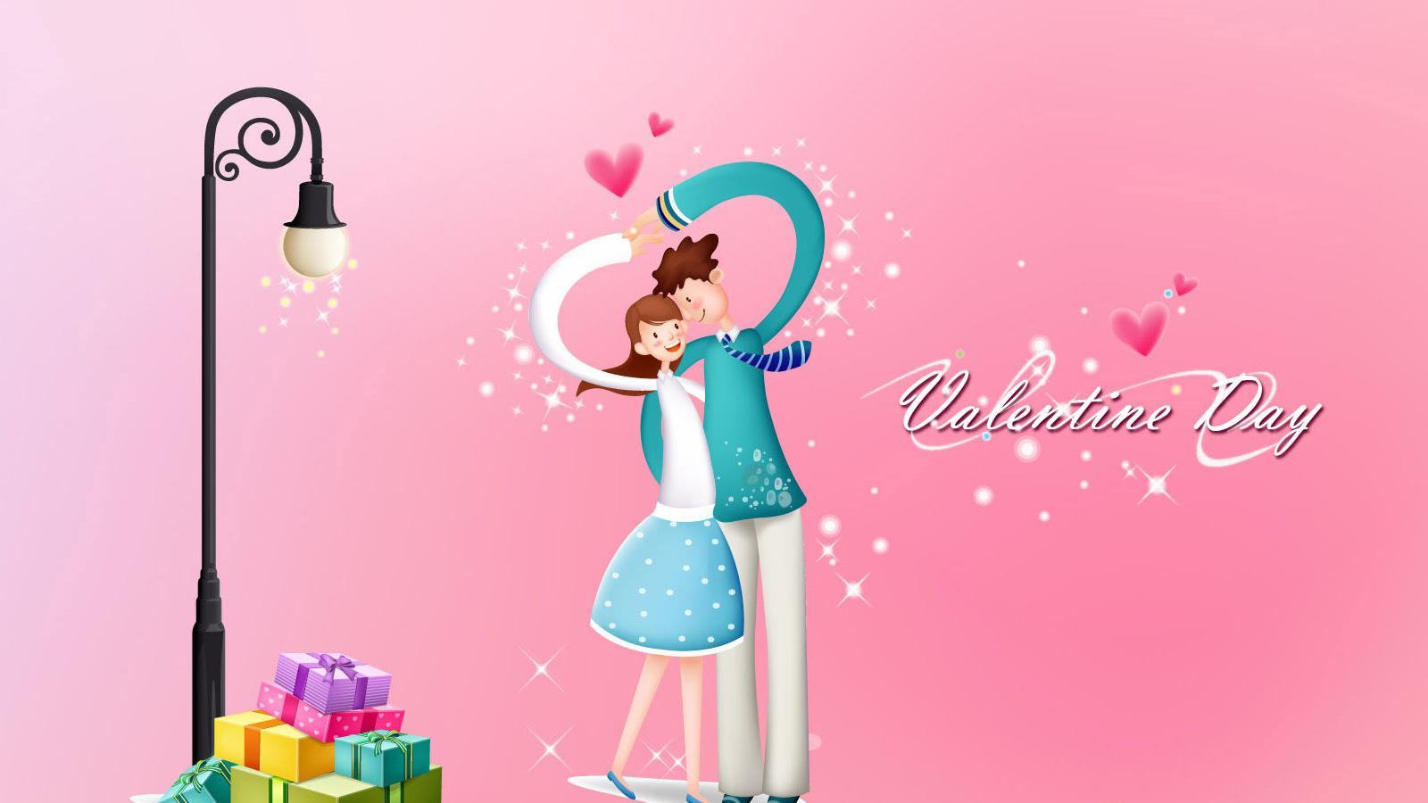 Valentines Day Wallpapers HD 14th FEB images 2020 for lovers 1600x900