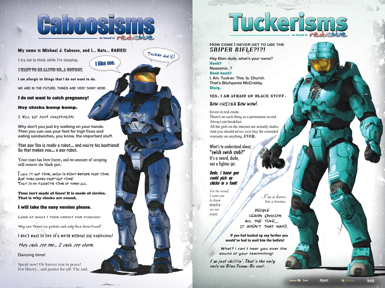 Halo red vs blue porn fucking models