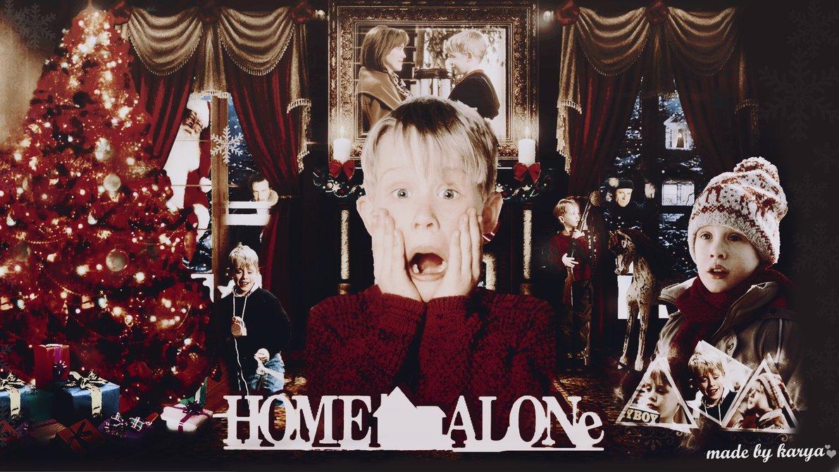 48 Home Alone Wallpaper On Wallpapersafari