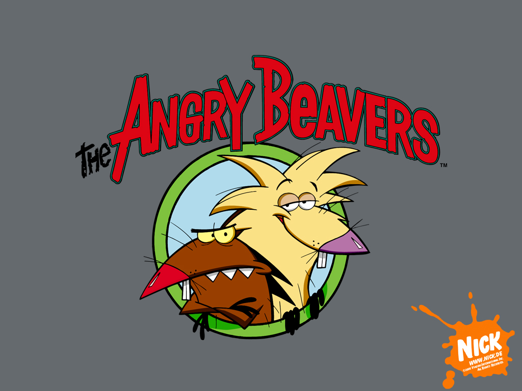 11 The Angry Beavers HD Wallpapers Backgrounds 1024x768