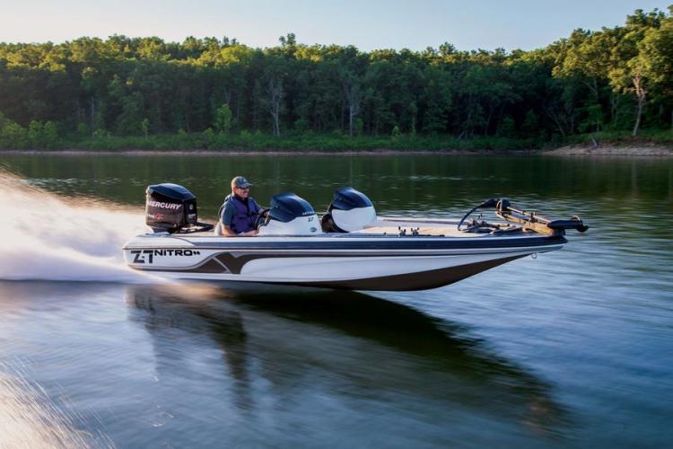 Pin Nitro Bass Boat Wallpaper Boats 750x500