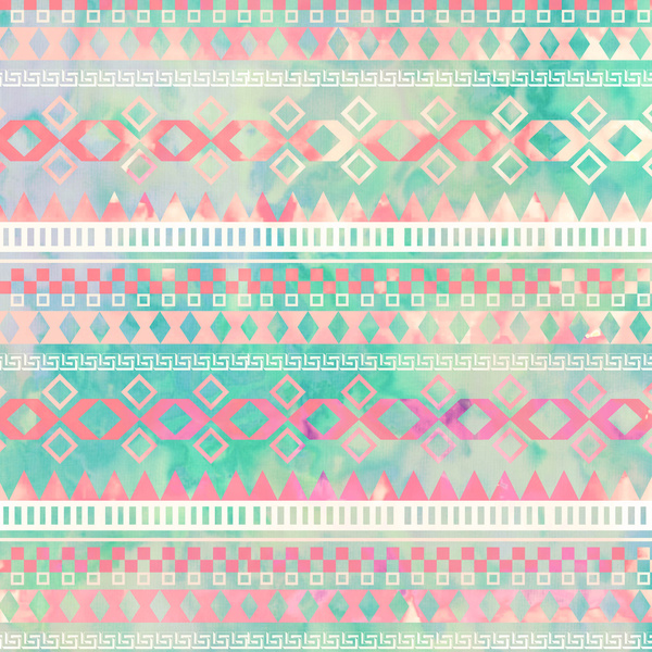 Free Download Aztec Backgrounds Blue Love Pink Fond Decran