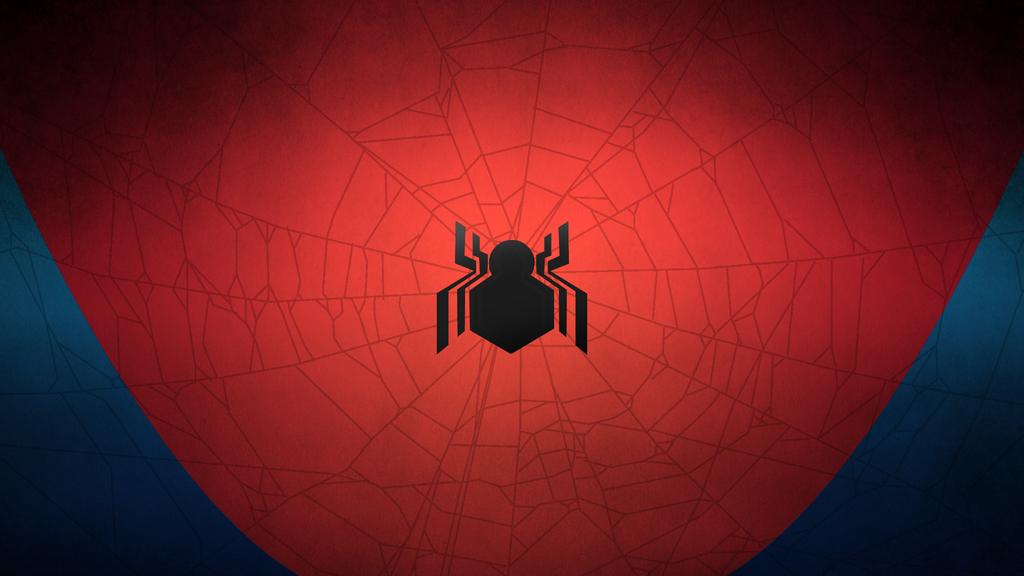 Spider Man Homecoming Wallpaper   Spiderman Homecoming Logo 1024x576