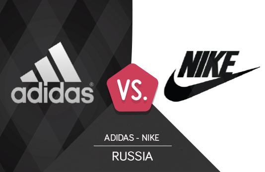 nike vs adidas strategy
