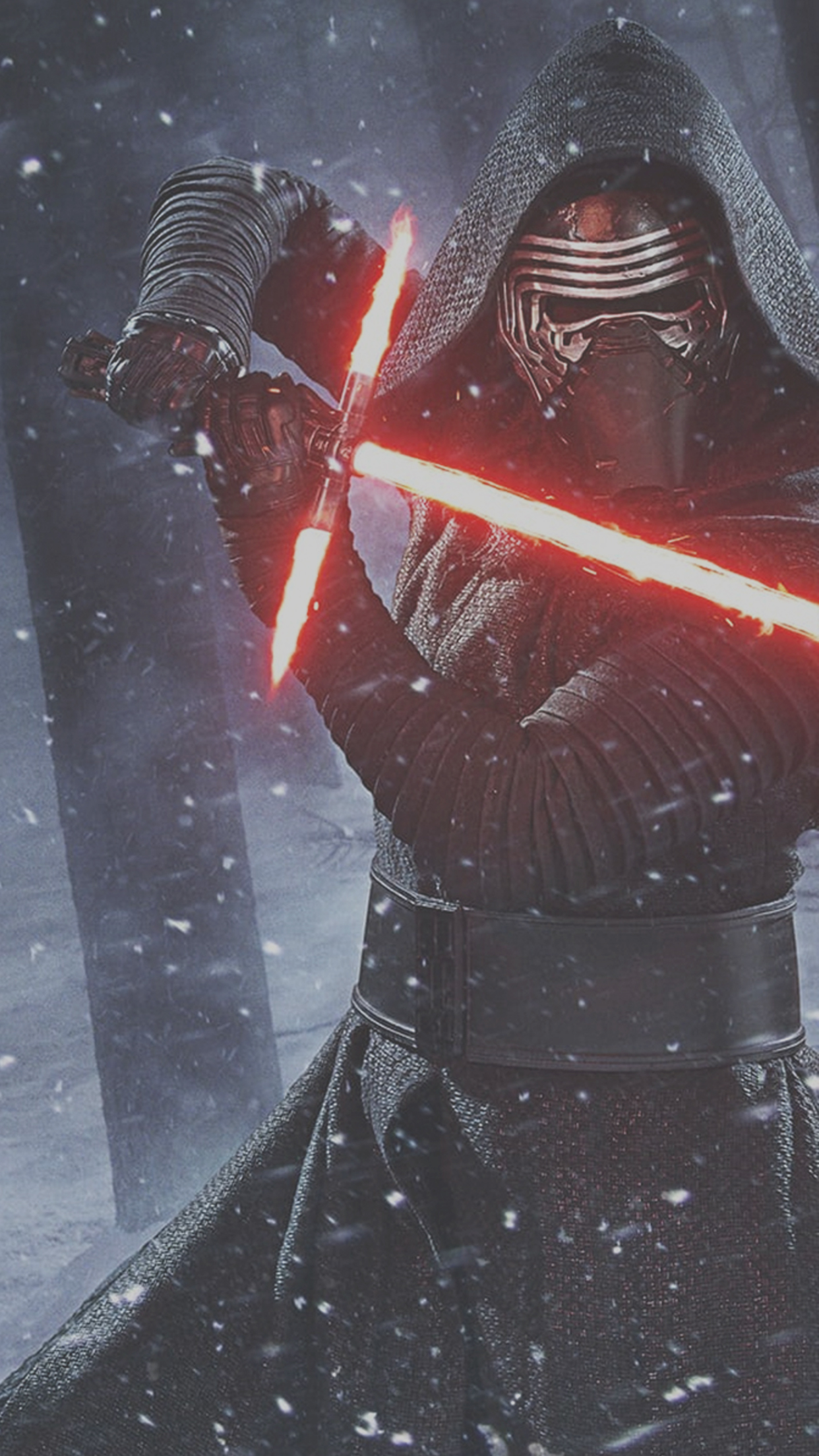 Star Wars The Force Awakens iPhone wallpapers 1242x2208