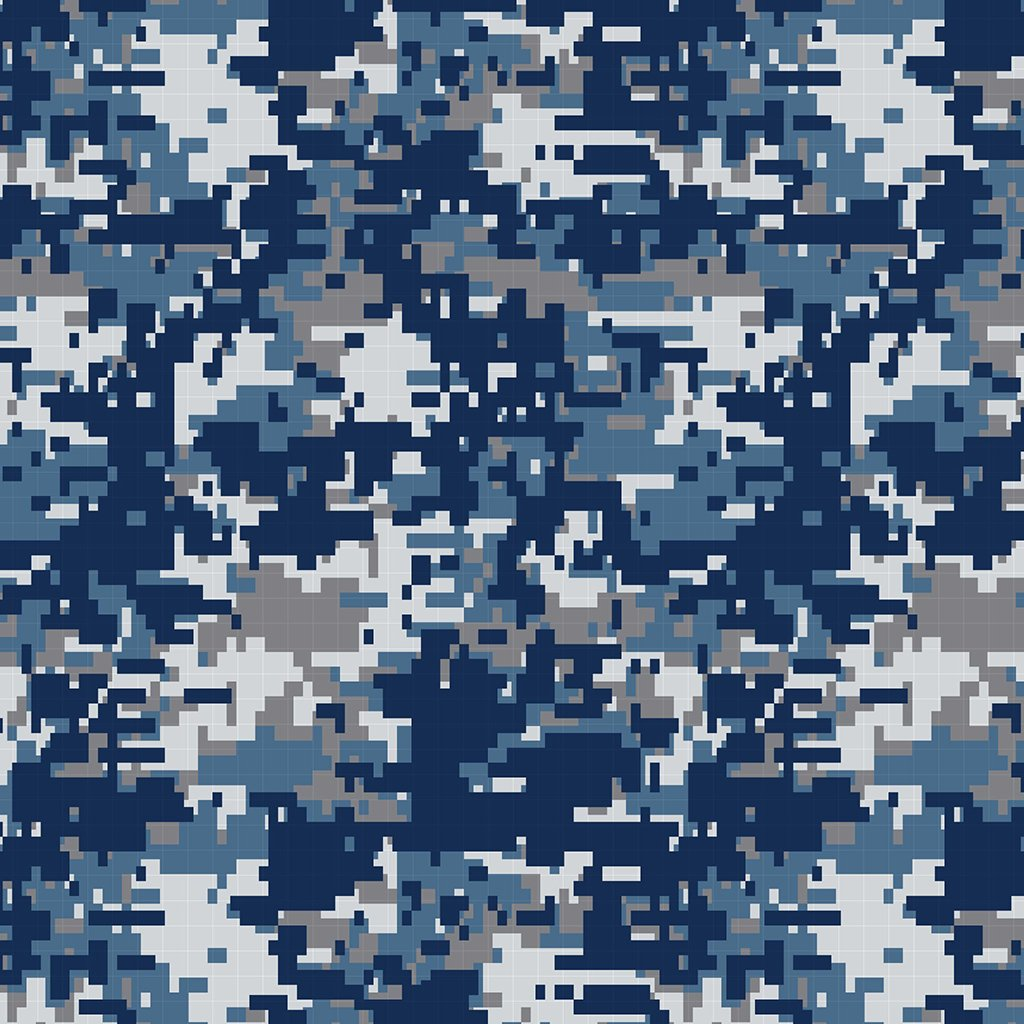 Blue Camouflage Wallpaper Desktop Backgrounds 1024x1024