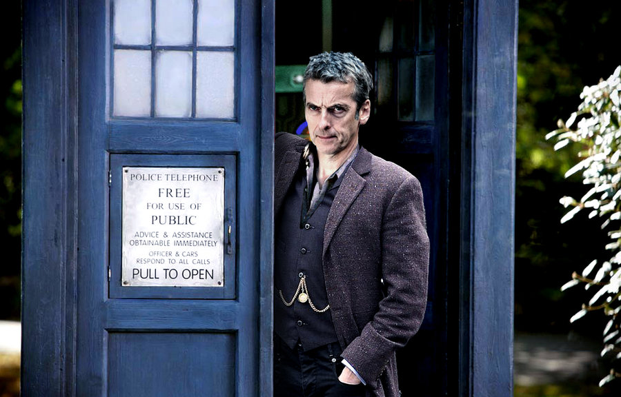 900x576px Dr Who Peter Capaldi Wallpaper 900x576