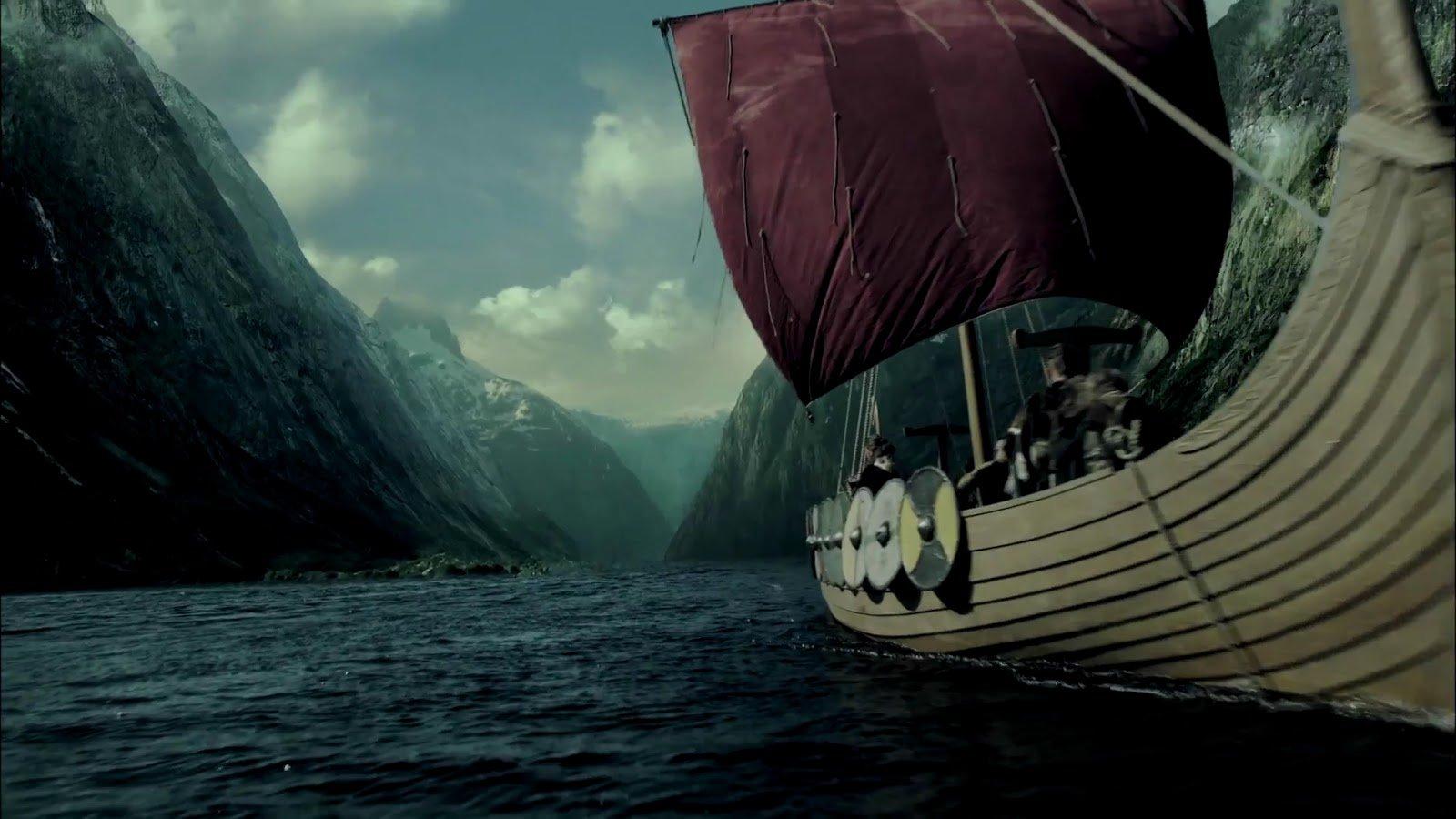 Hd Wallpapers Ragnar Vikings History Channel 3000 X 2000 1166 Kb Jpeg 1600x900