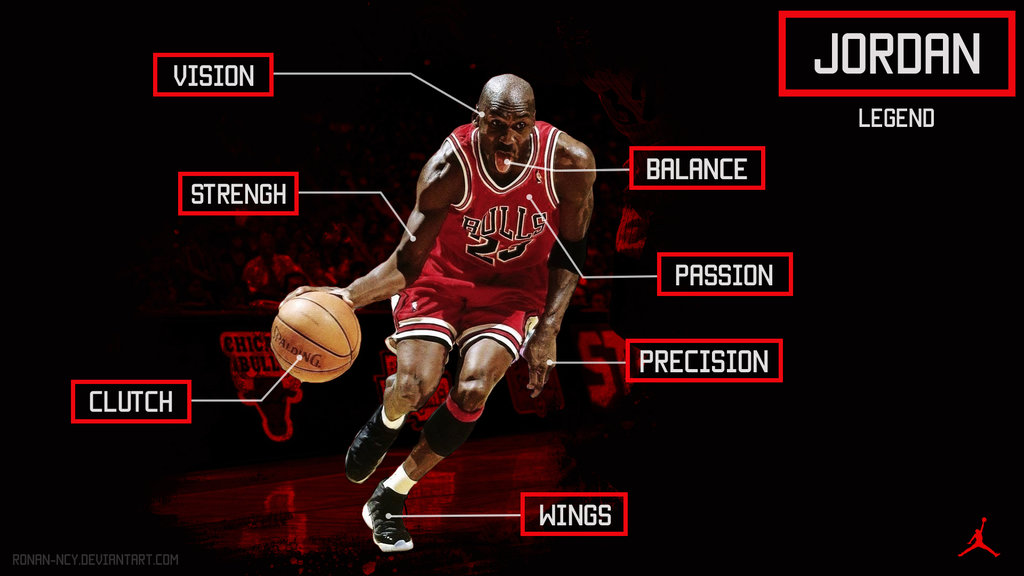 Free Download Michael Jordan Wallpaper By Ronan Ncy