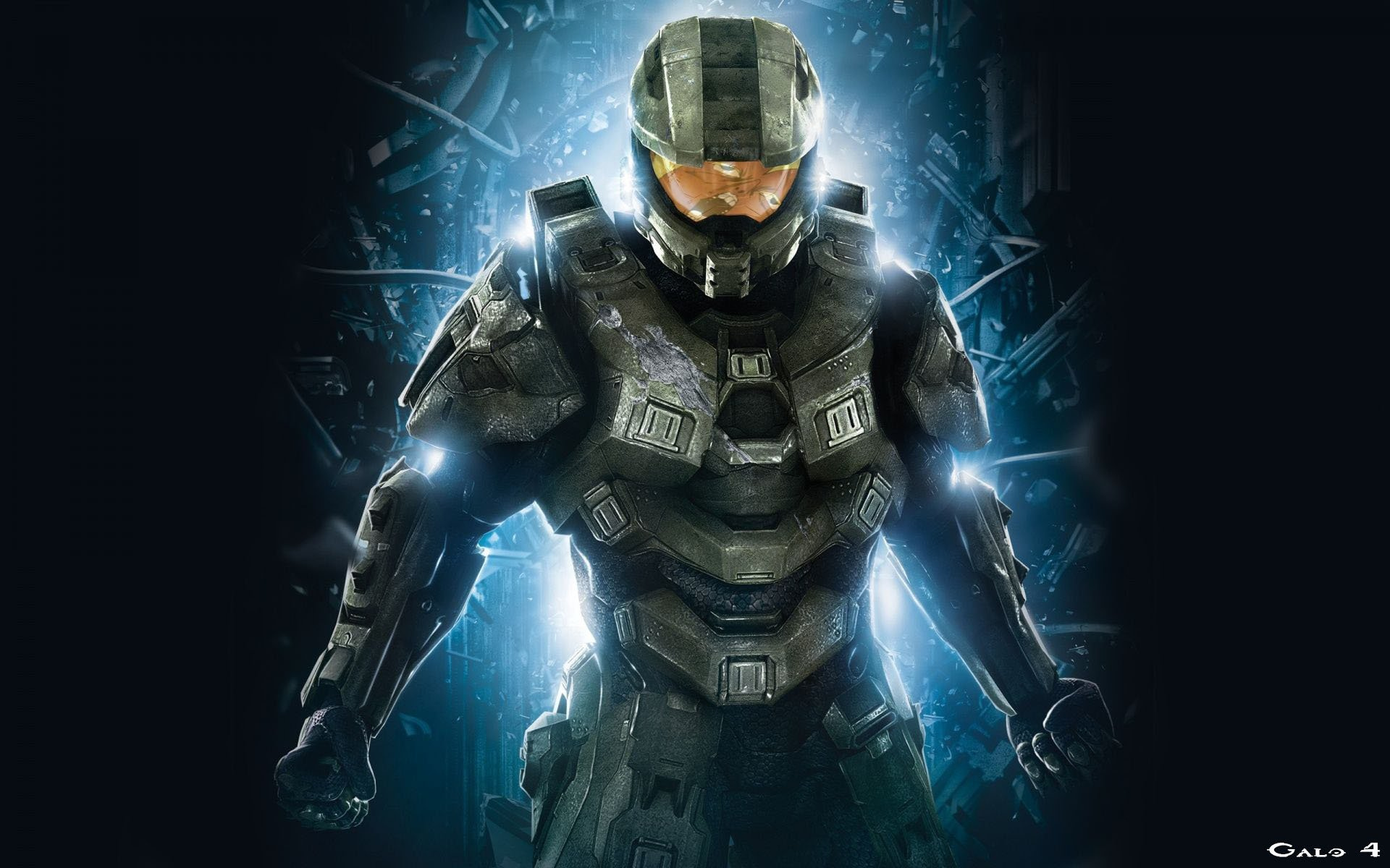 Halo 4 HD Wallpapers and Background Images   stmednet 1920x1200