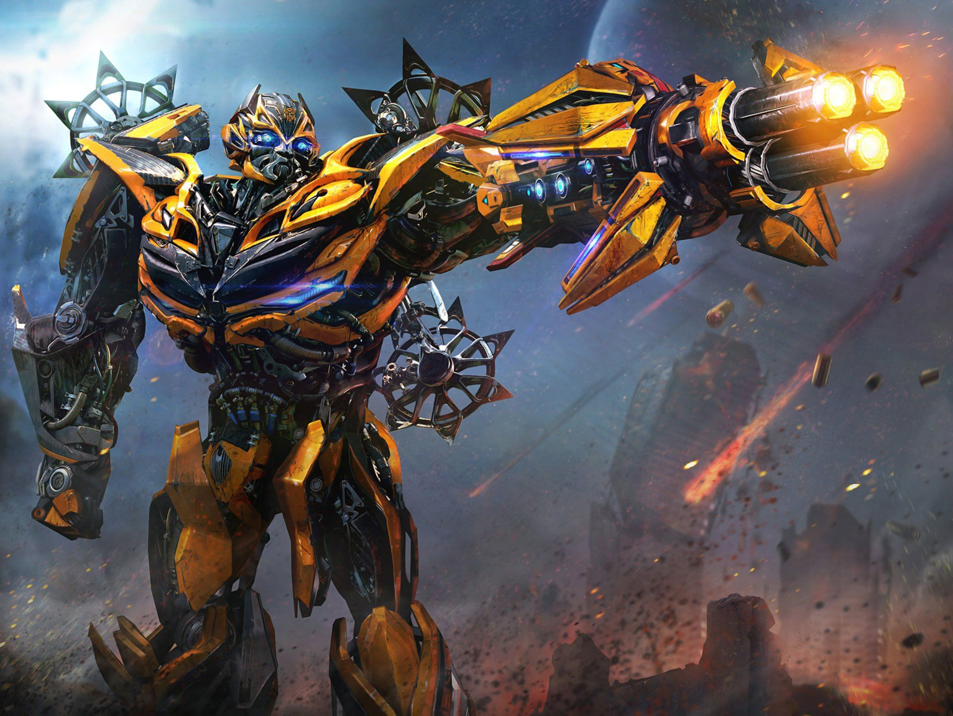 2500x1879 Bumblebee Transformers Wallpaper Background Image 1920x1443