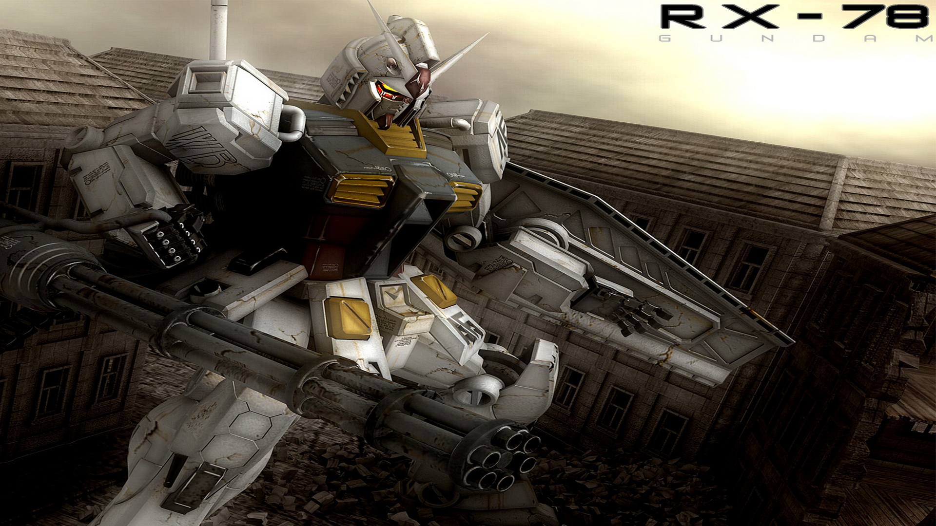 Wallpapers HD Desktop Wallpapers Gundam Wallpapers 11jpg 1920 x 1920x1080