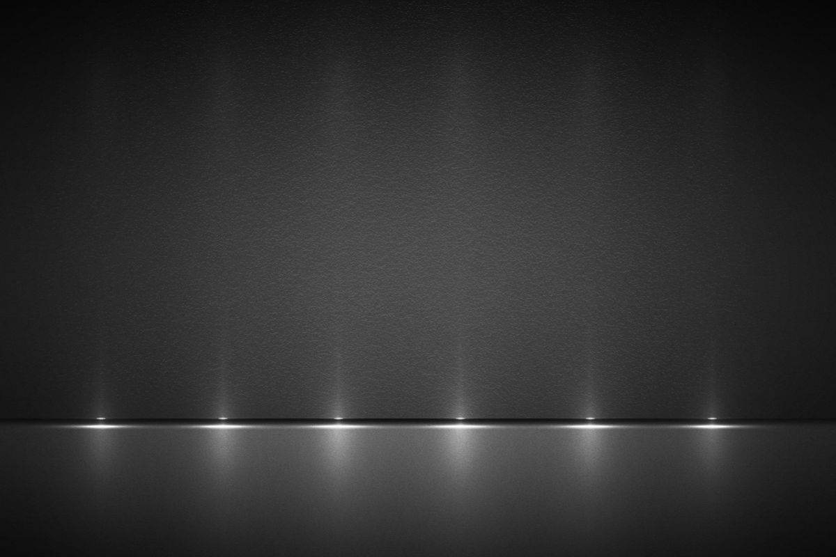 Fondo Gris Luces Lights Grey Background Wallpaper Download 1200x800