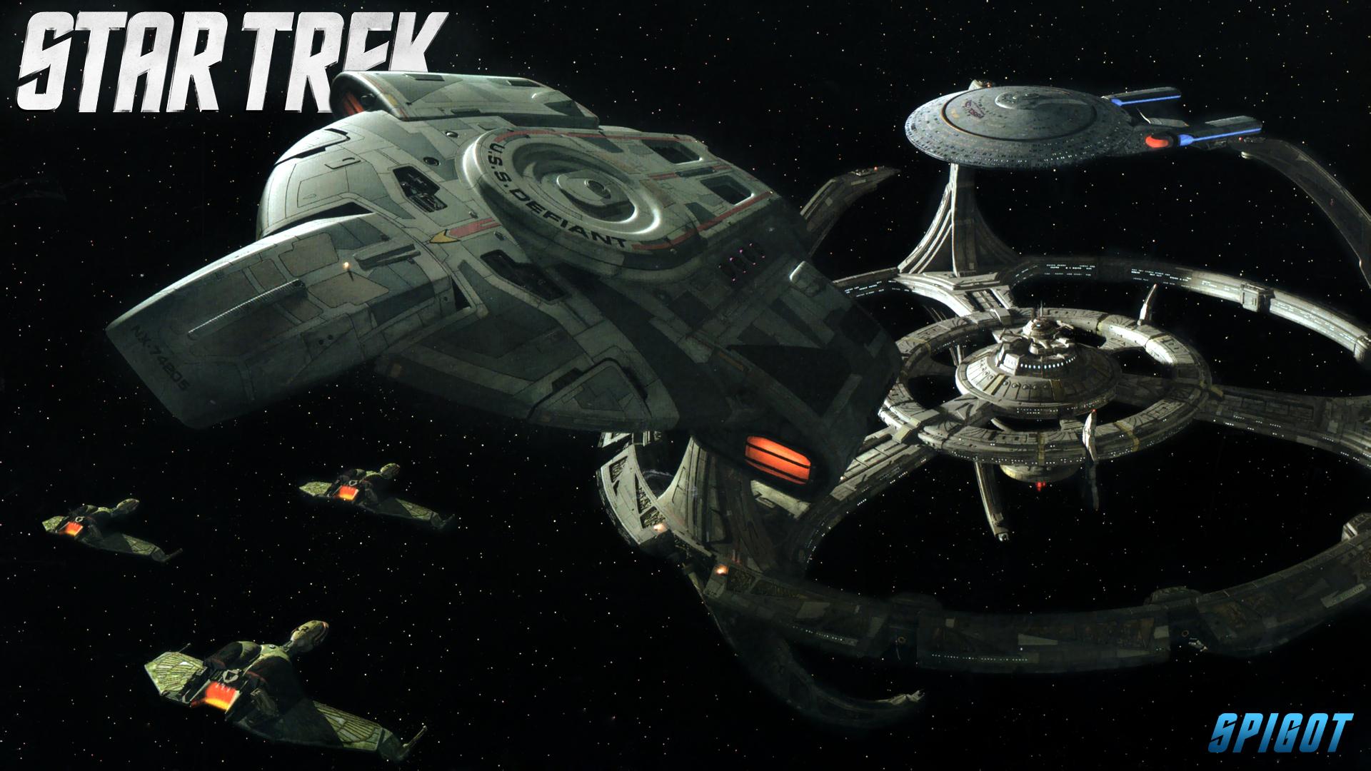 Star Trek Ships Wallpapers George Spigots Blog 1920x1080