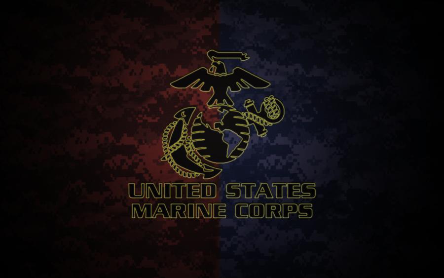 Marine Corp Desktop Wallpaper: USMC Screensavers And Wallpaper