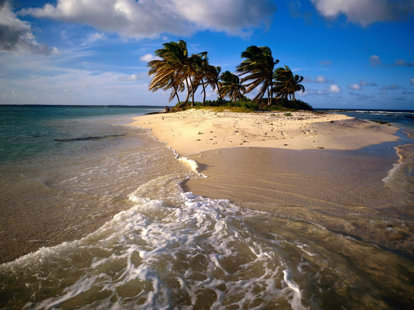 Sandy Island Caribbean Wallpapers HD Wallpapers 1600x1200