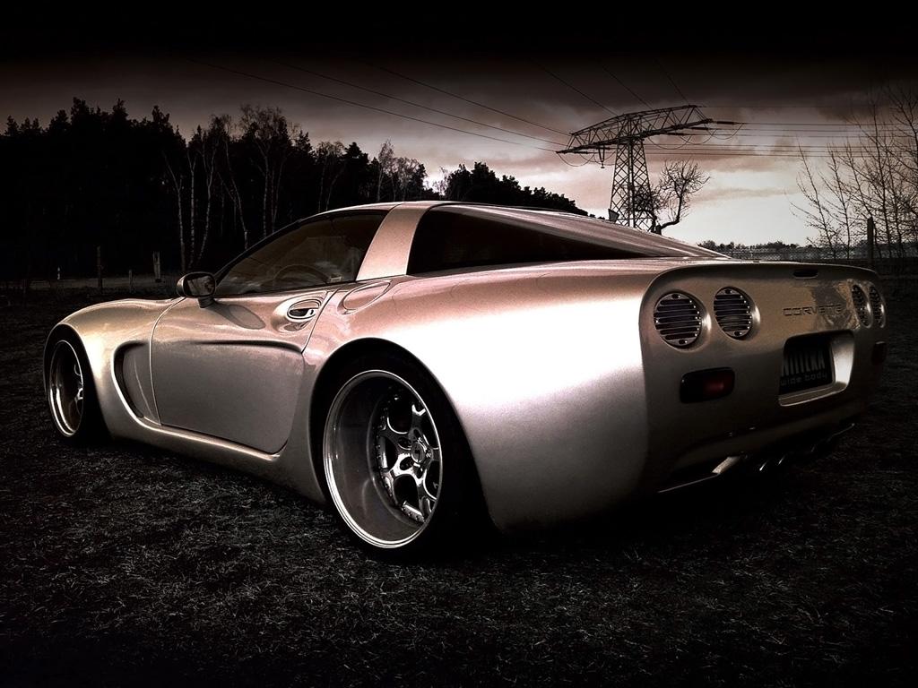 corvette c5 wallpaper wallpapersafari - Corvette C5 Logo Wallpaper