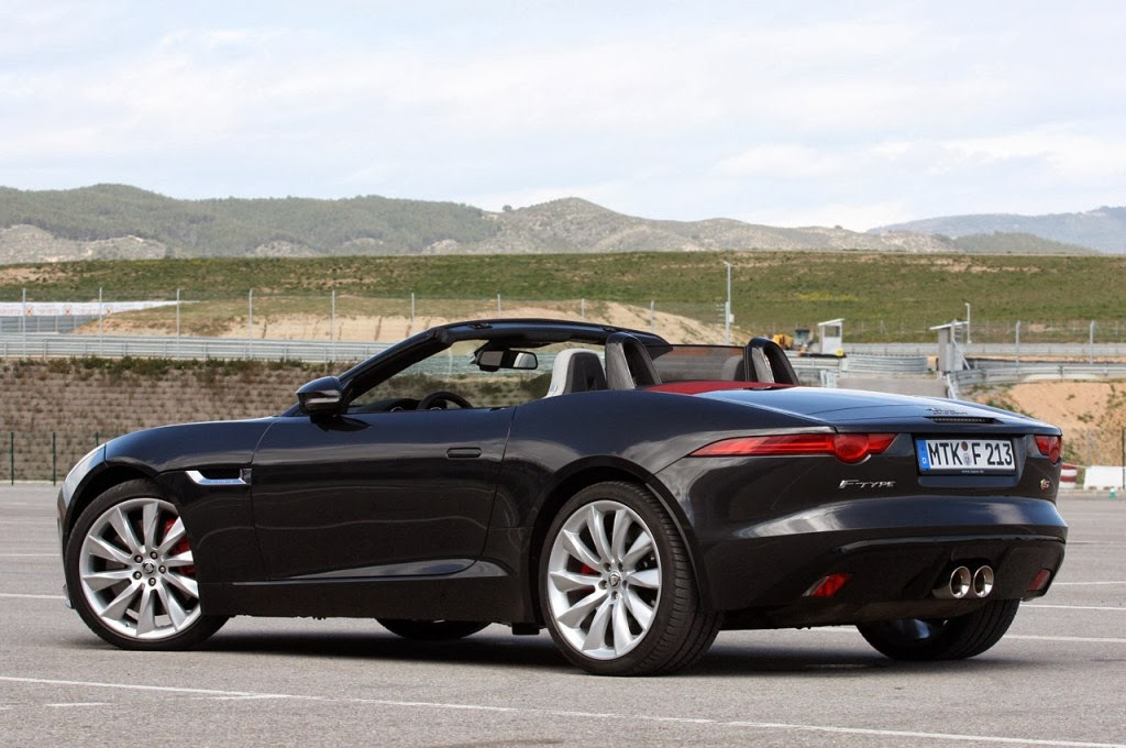 jaguar f type r front black color car photos collections jaguar f type 1024x680
