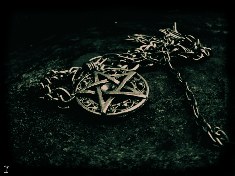 Pentacle Wallpaper Pretty pentacle by occultmango 900x675