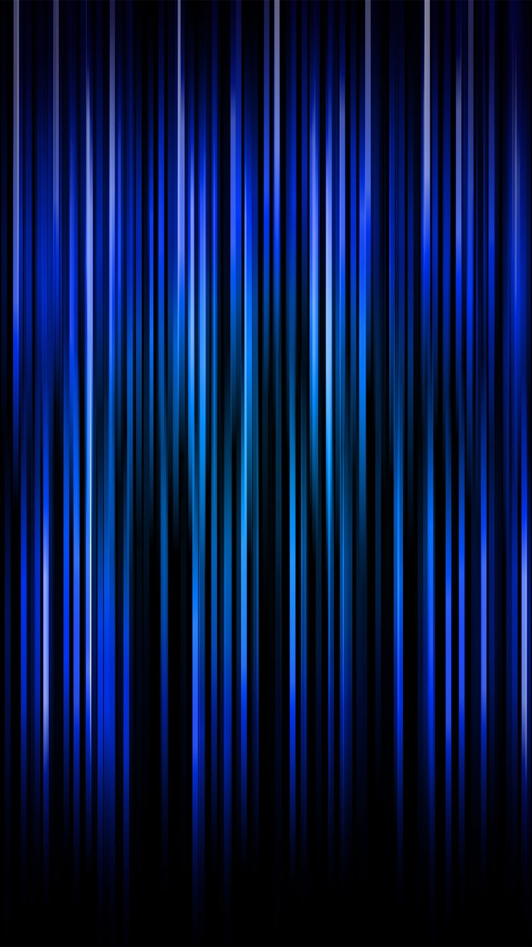 Blue Vertical Lines Abstract 1080x1920