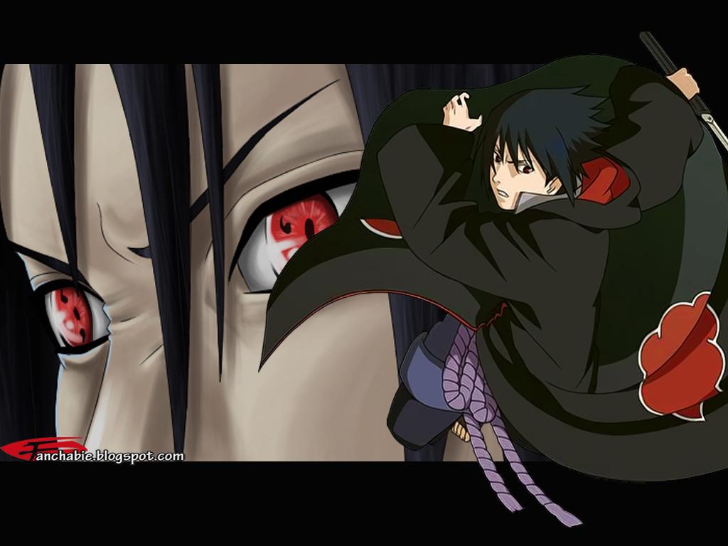 Uchiha Sasuke Akatsuki Wallpaper HD Best Wallpaper 1024x768