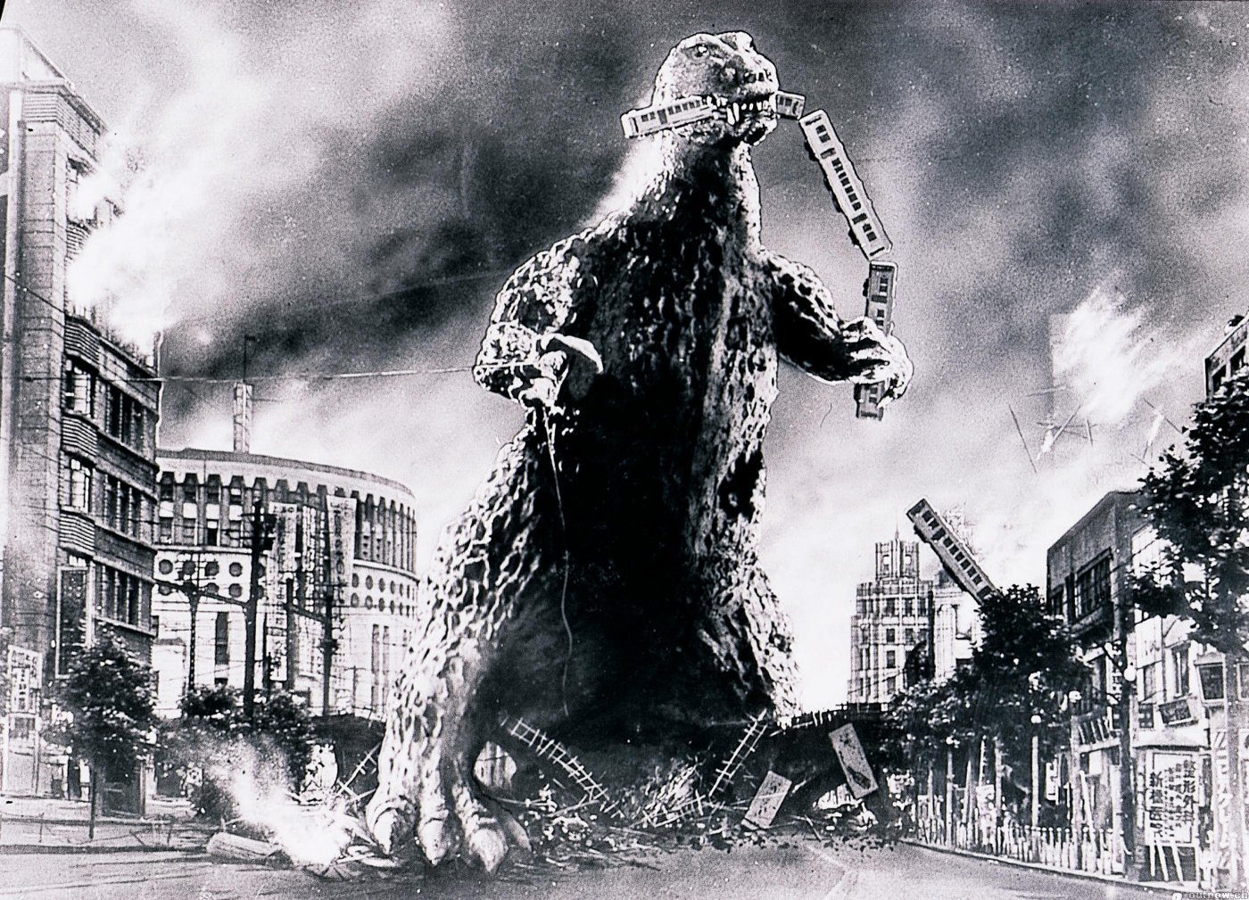 Top 10 best Godzilla films SciFiNow   The Worlds Best Science 1400x1009