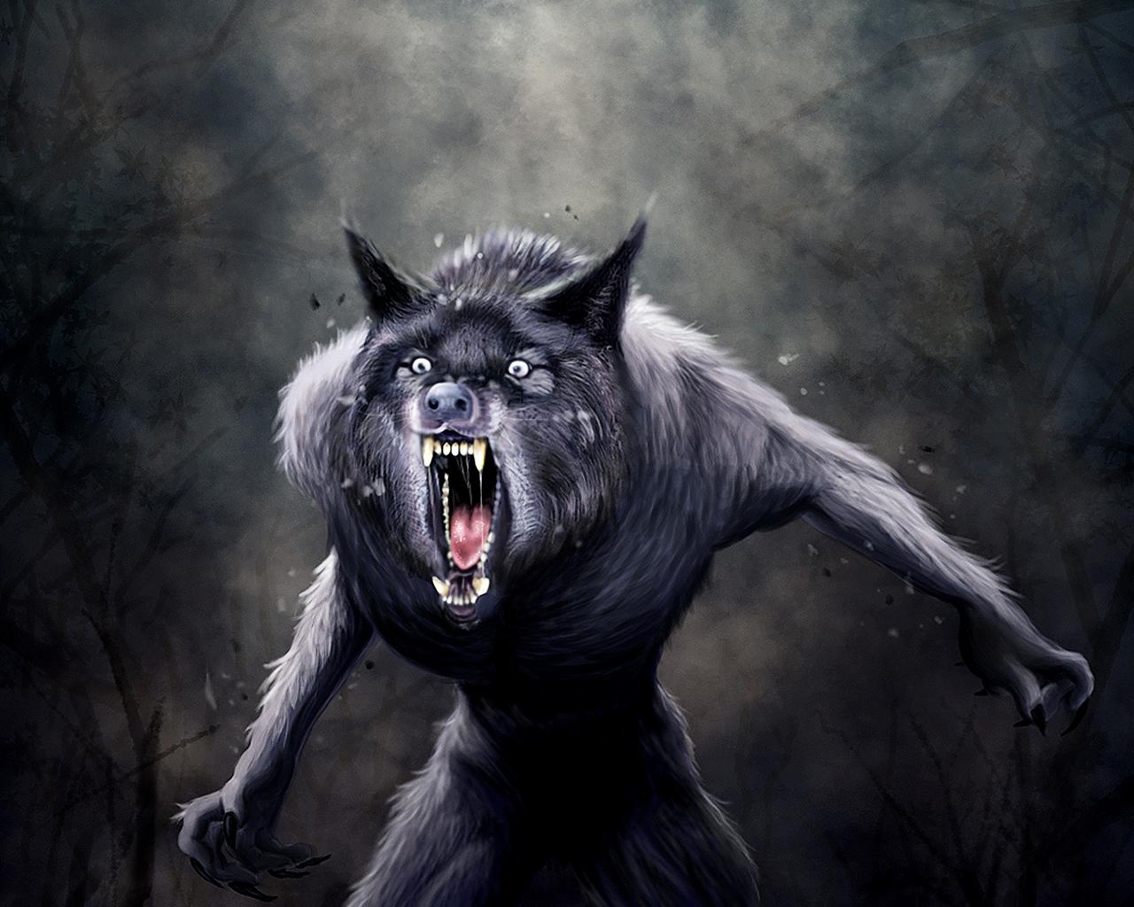 Werewolf Wallpaper 1280x1024 Werewolf 1280x1024