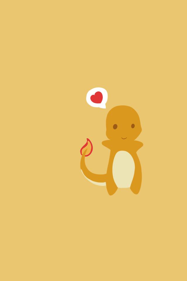 Charmander Nerdy fun cute Pinterest 640x960