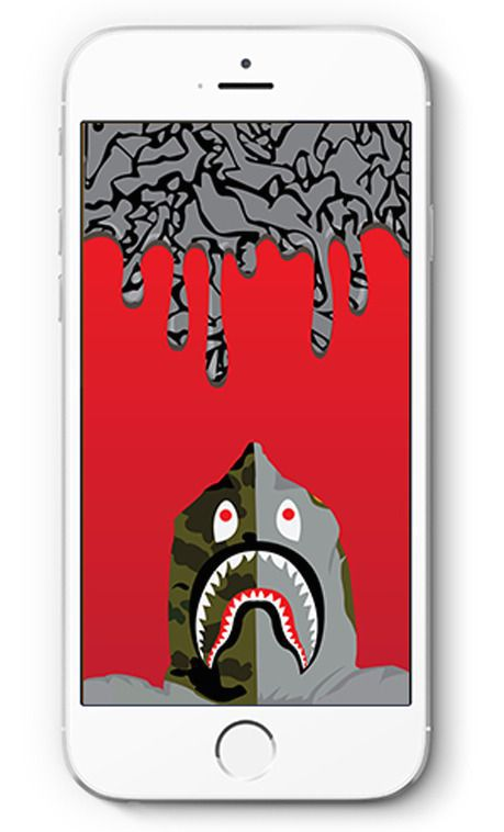13 Mobile Wallpapers We Designed Just for You 459x758