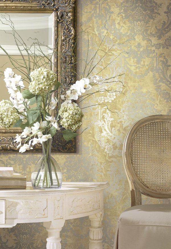 Crown Wallpaper Fabrics Toronto Vancouver Montreal Home Decor 600x873