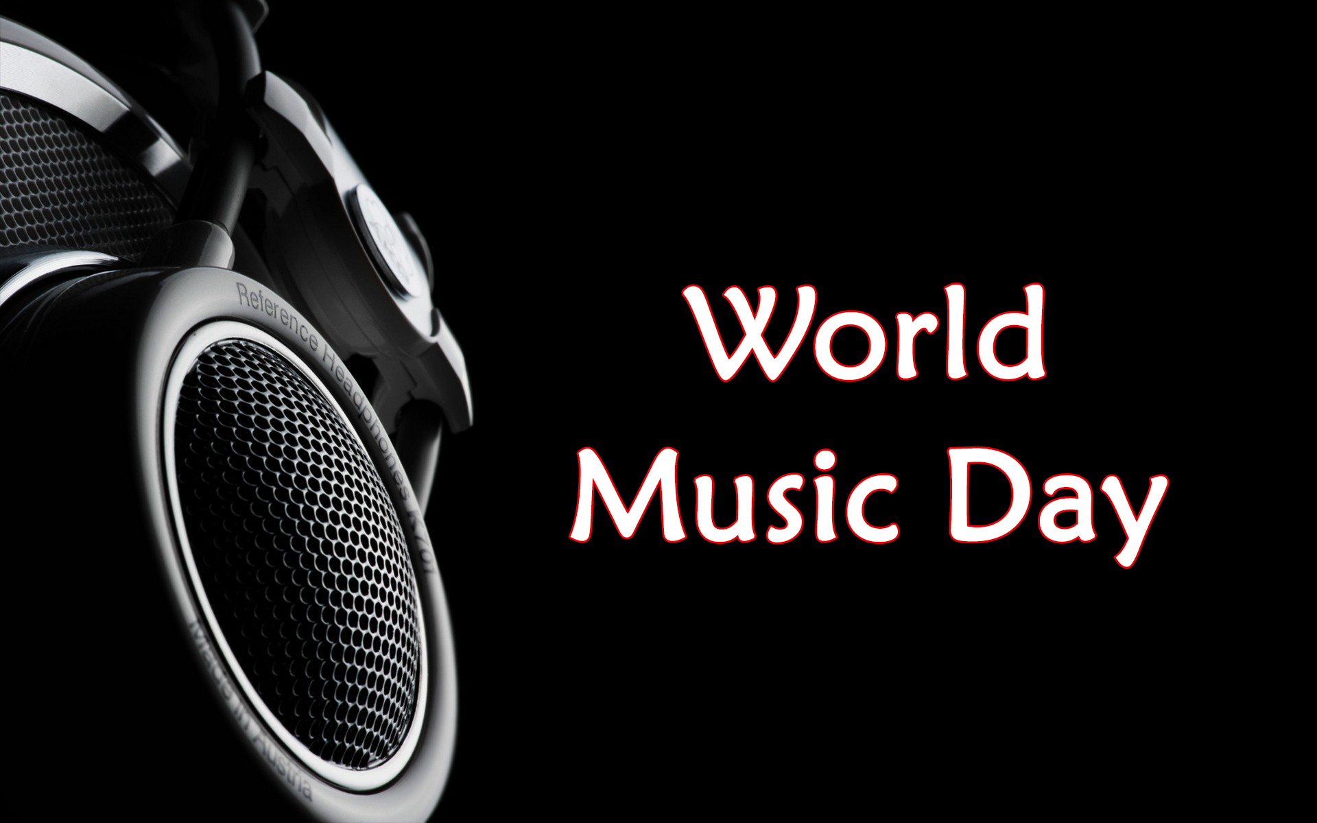 World Music Day speakers 1920x1200