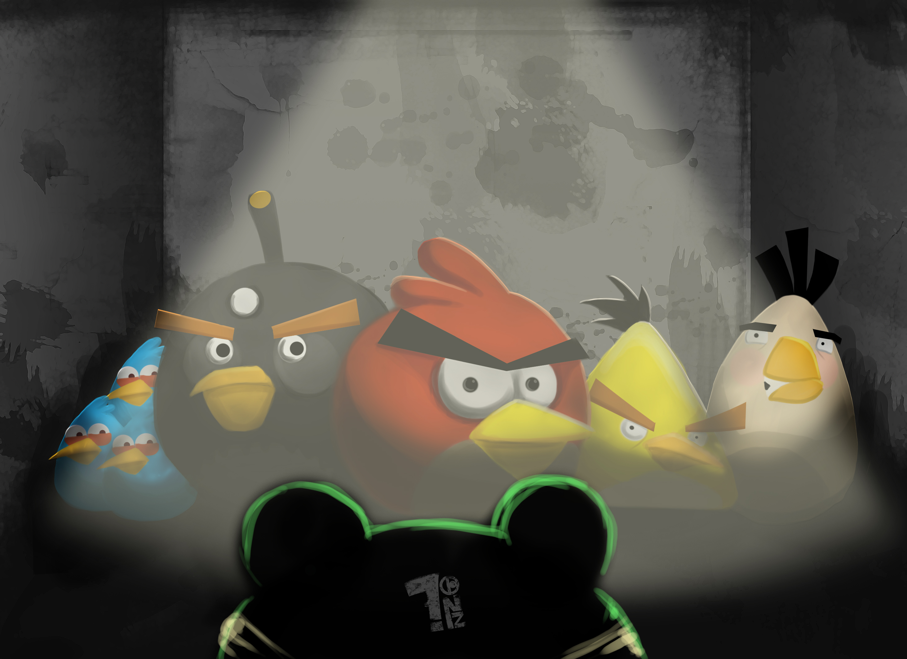 Angry Birds Wallpaper 6   PCTechNotes PC Tips Tricks and Tweaks 2926x2128