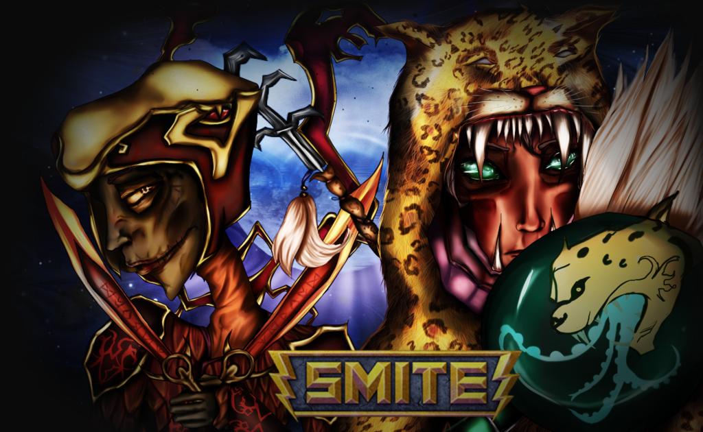 Loki Smite Wallpaper Smite by mamze95 1024x630