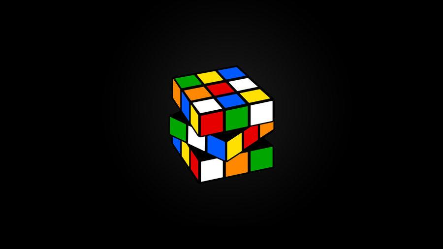 Rubiks Cube Wallpaper Rubiks cube by kevichan 900x506