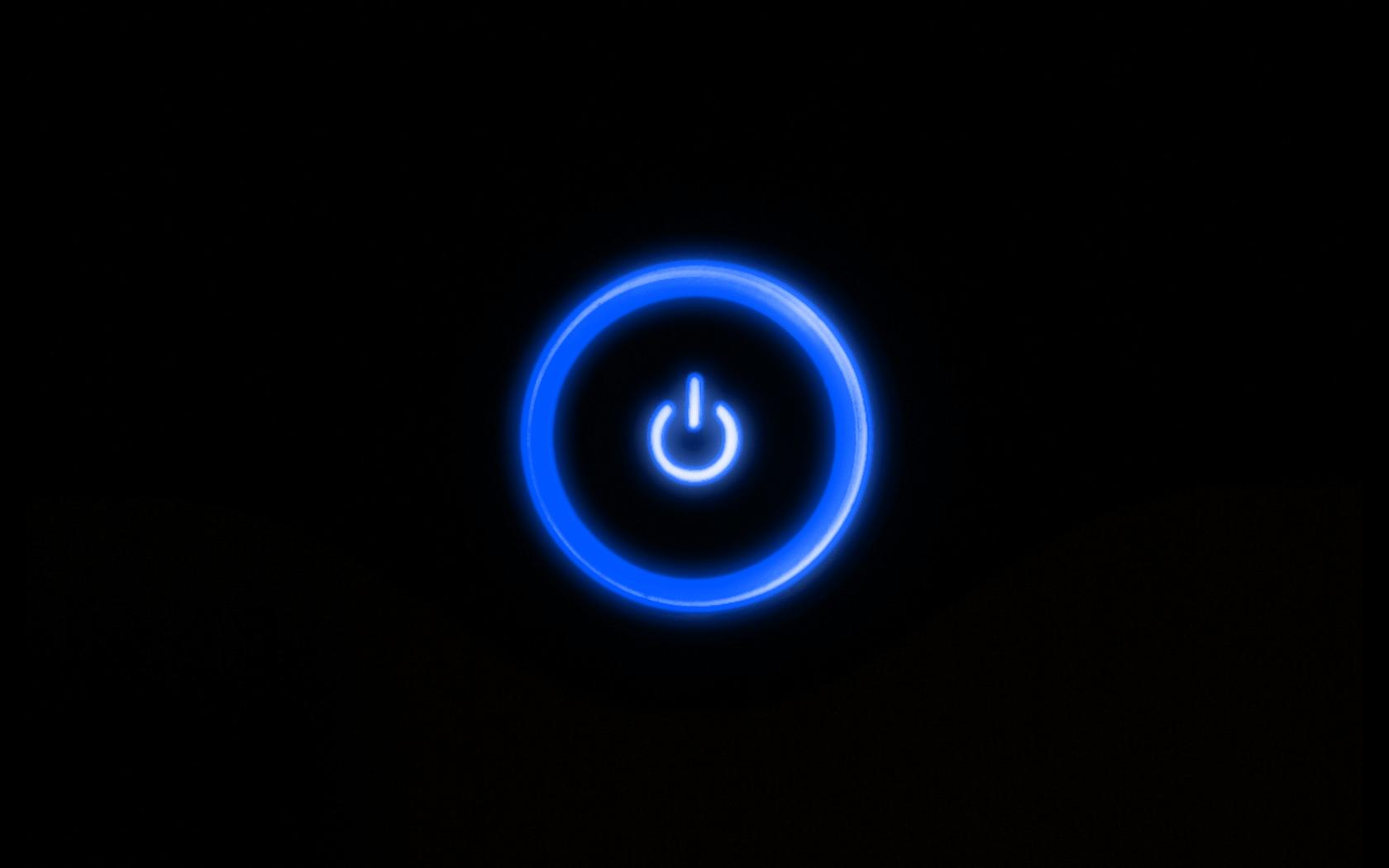 Blue Neon Wallpapers 1680x1050