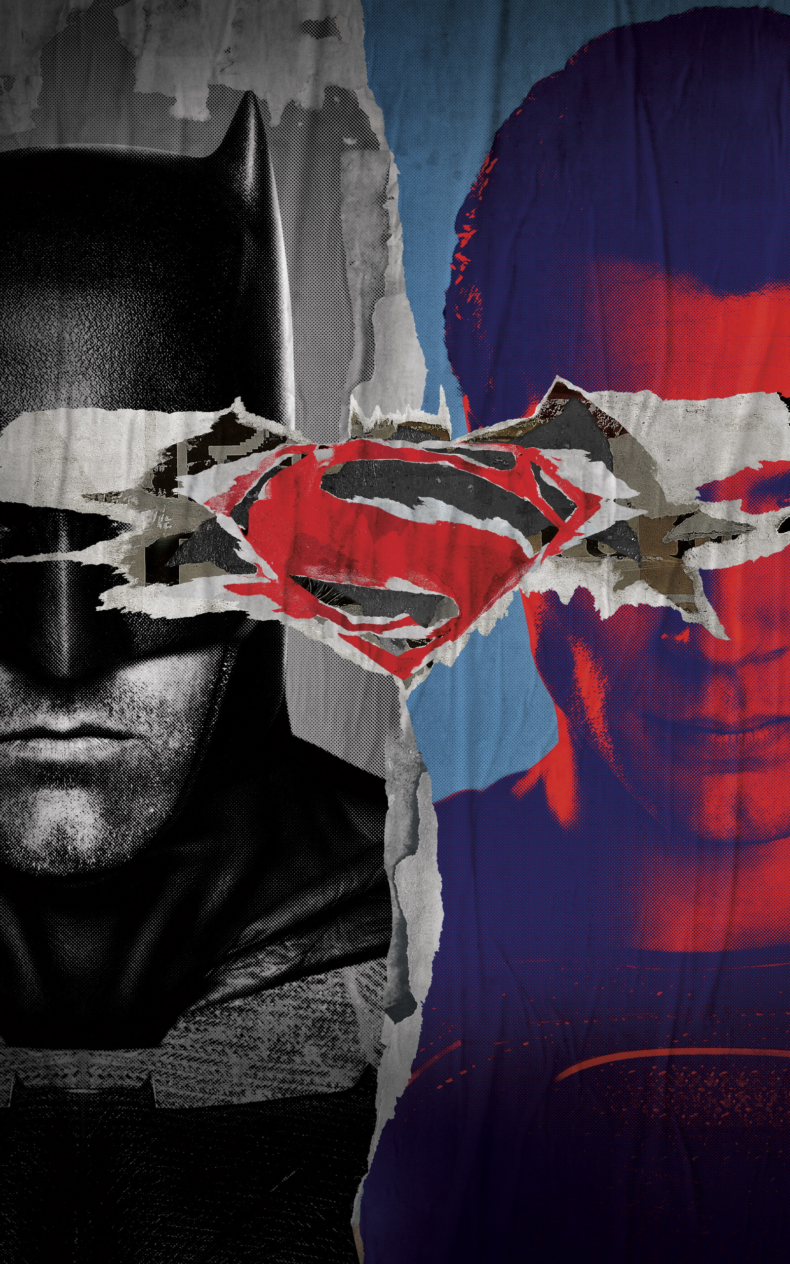 Mobile Wallpapers 038 Batman v Superman Dawn of Justice 800x1280 1600x2560