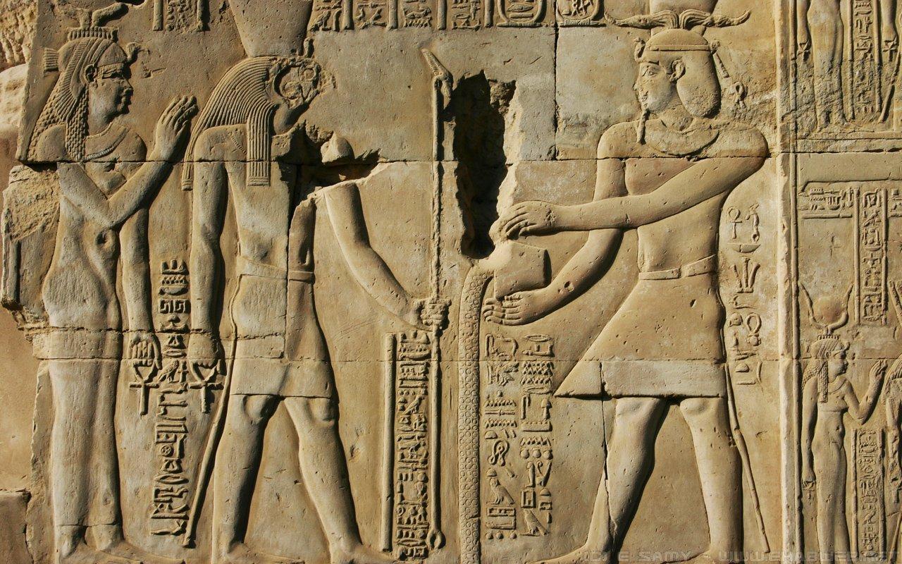 simple egyptian hieroglyphics wallpaper - photo #23