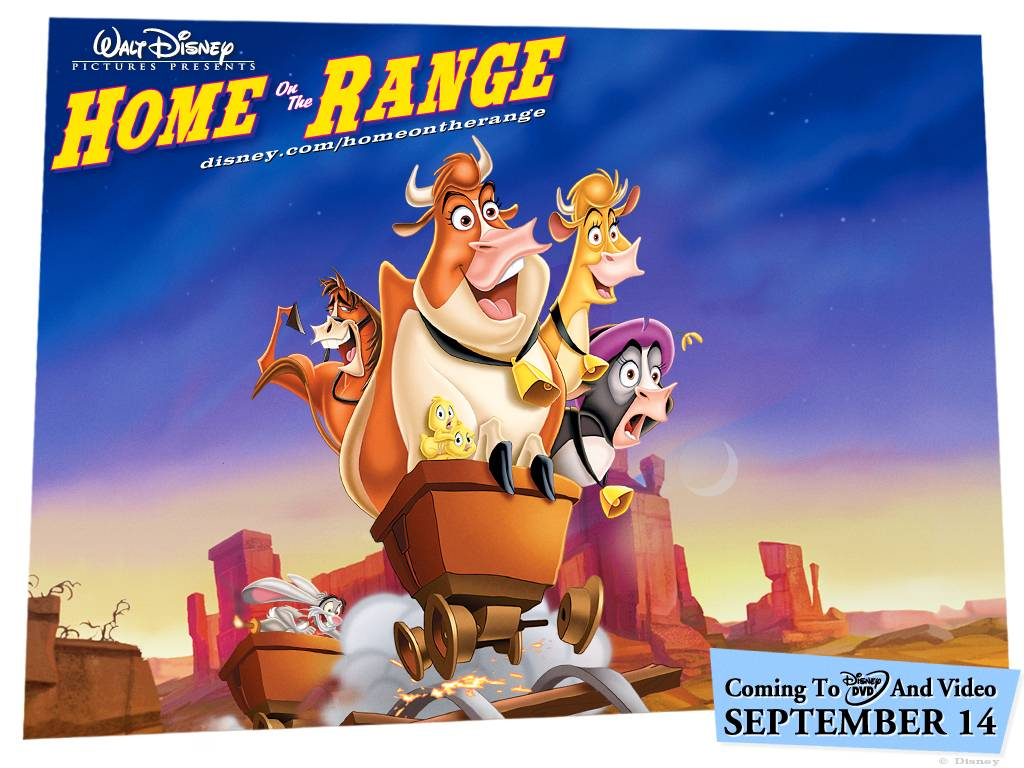 Free Download Home On The Range Wallpaper Disney Wallpaper