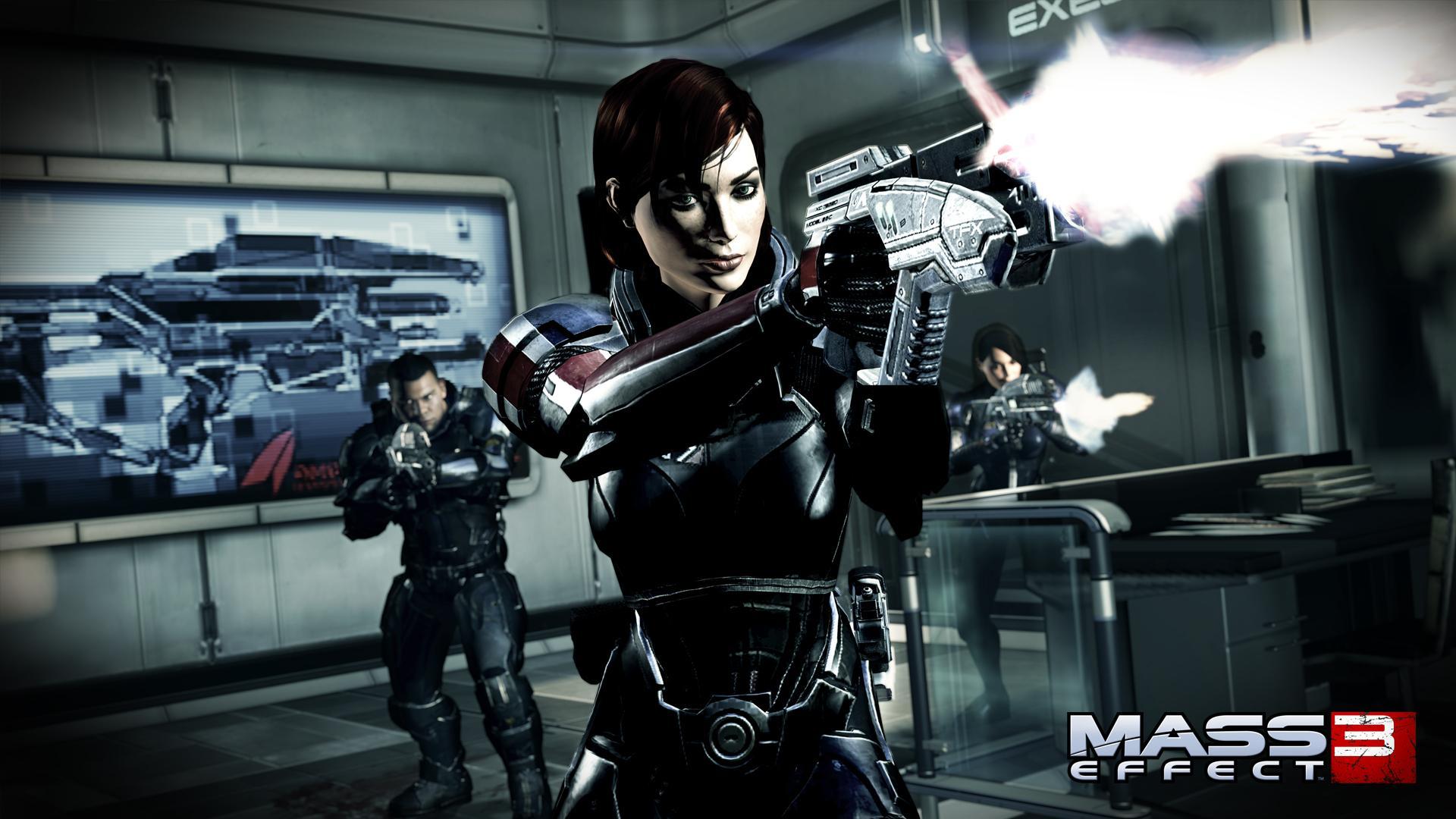 10 Cool Mass Effect 3 Wallpapers   egmr 1920x1080