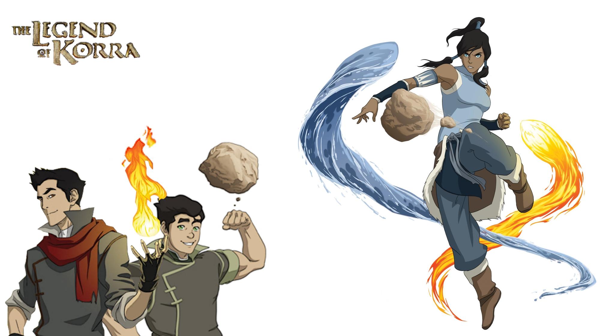 Avatar Legend of Korra HD Wallpaper Animation Wallpapers 2000x1122