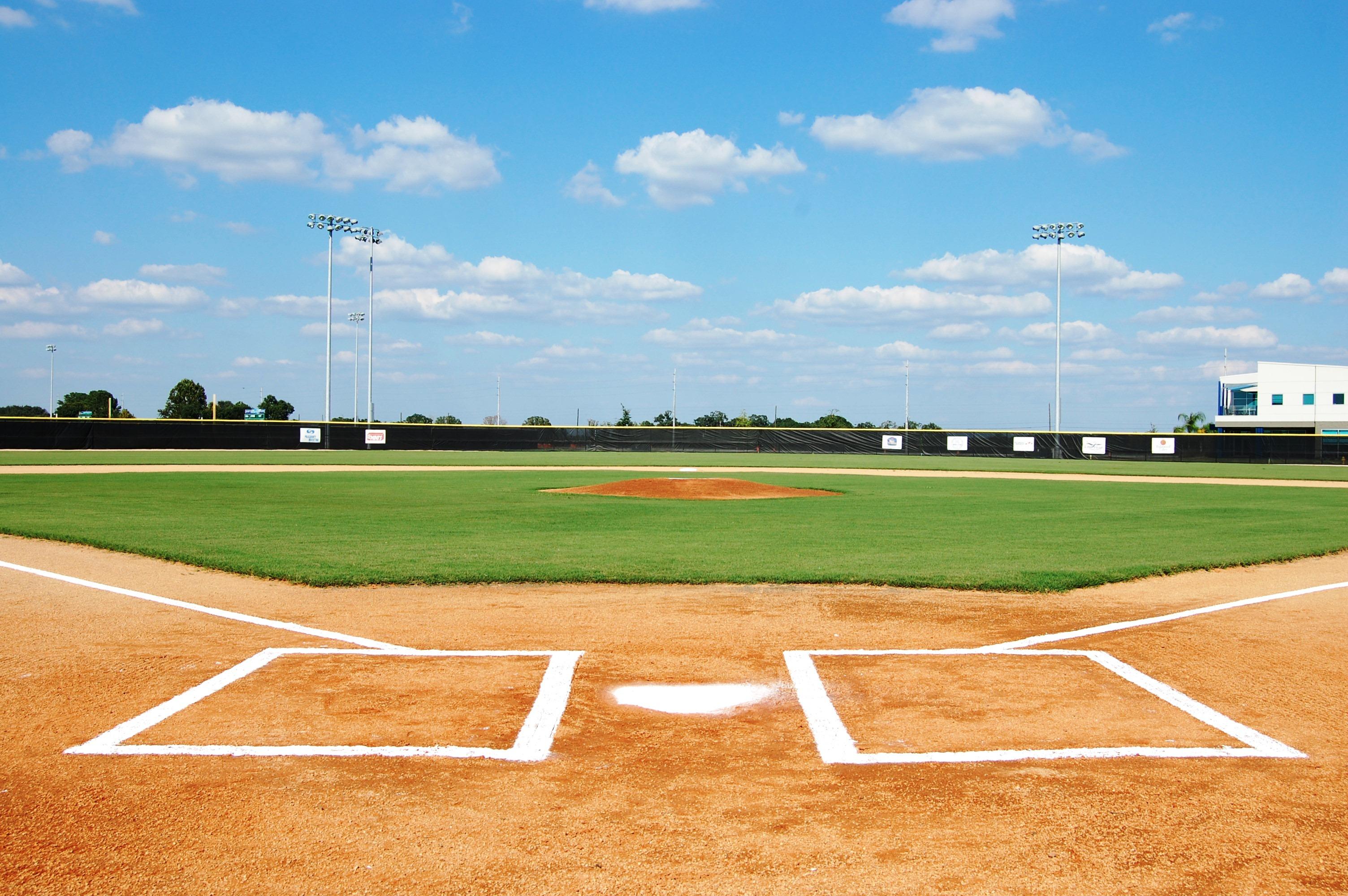 Baseball Field Background - WallpaperSafari
