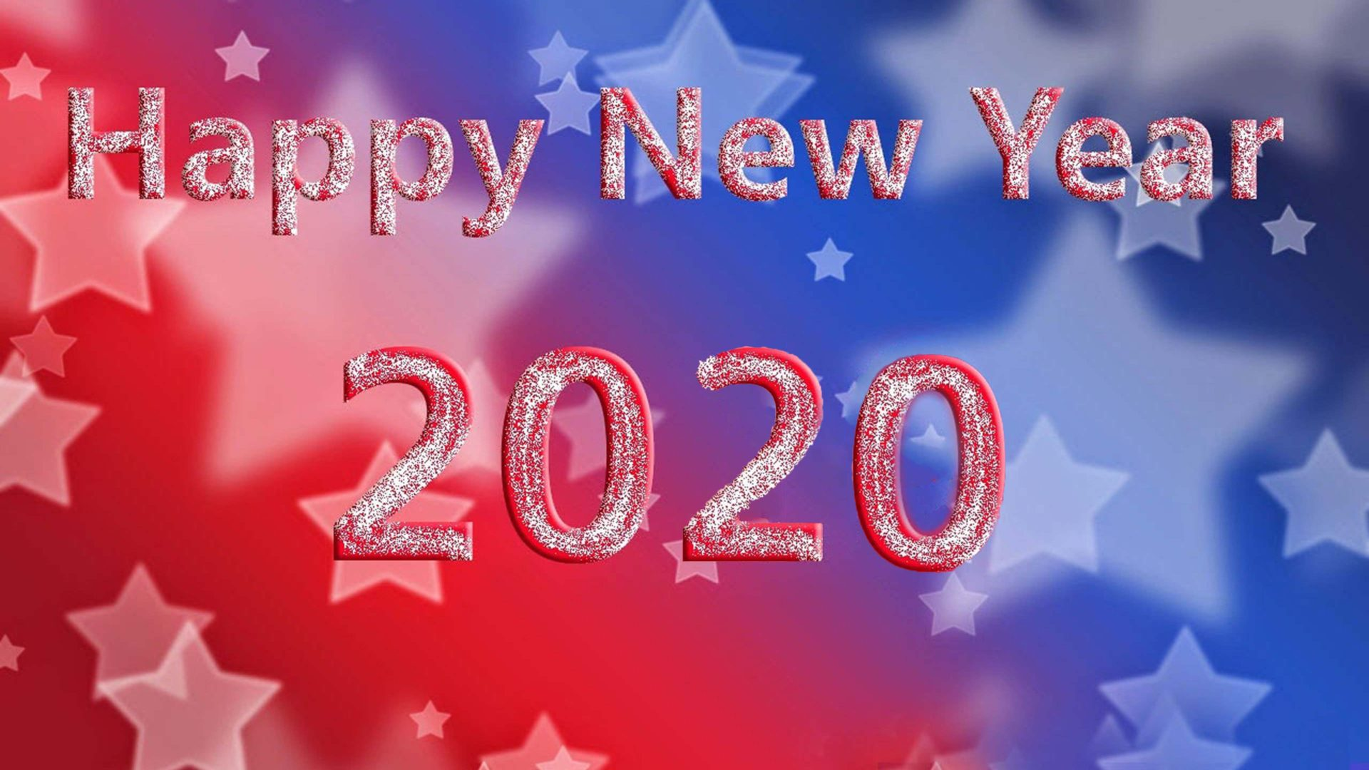 Happy New Year 2020 Greeting Card For Android Mobile Phones Hd 1920x1080