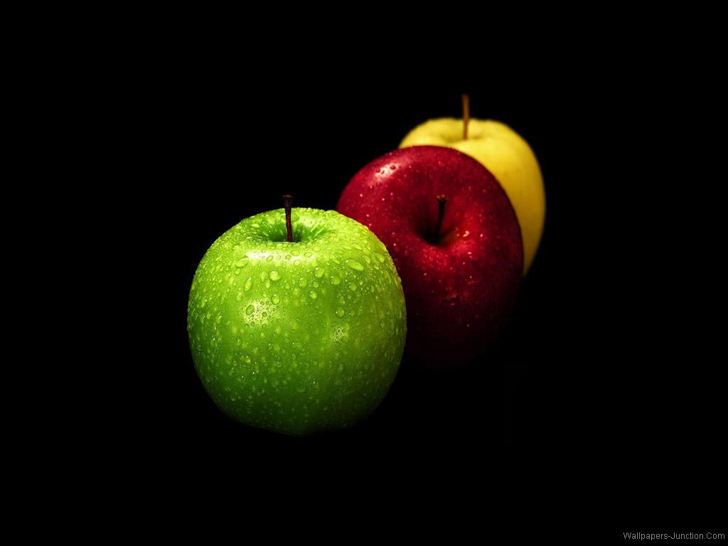 Apple Fruit Wallpapers 1024x768