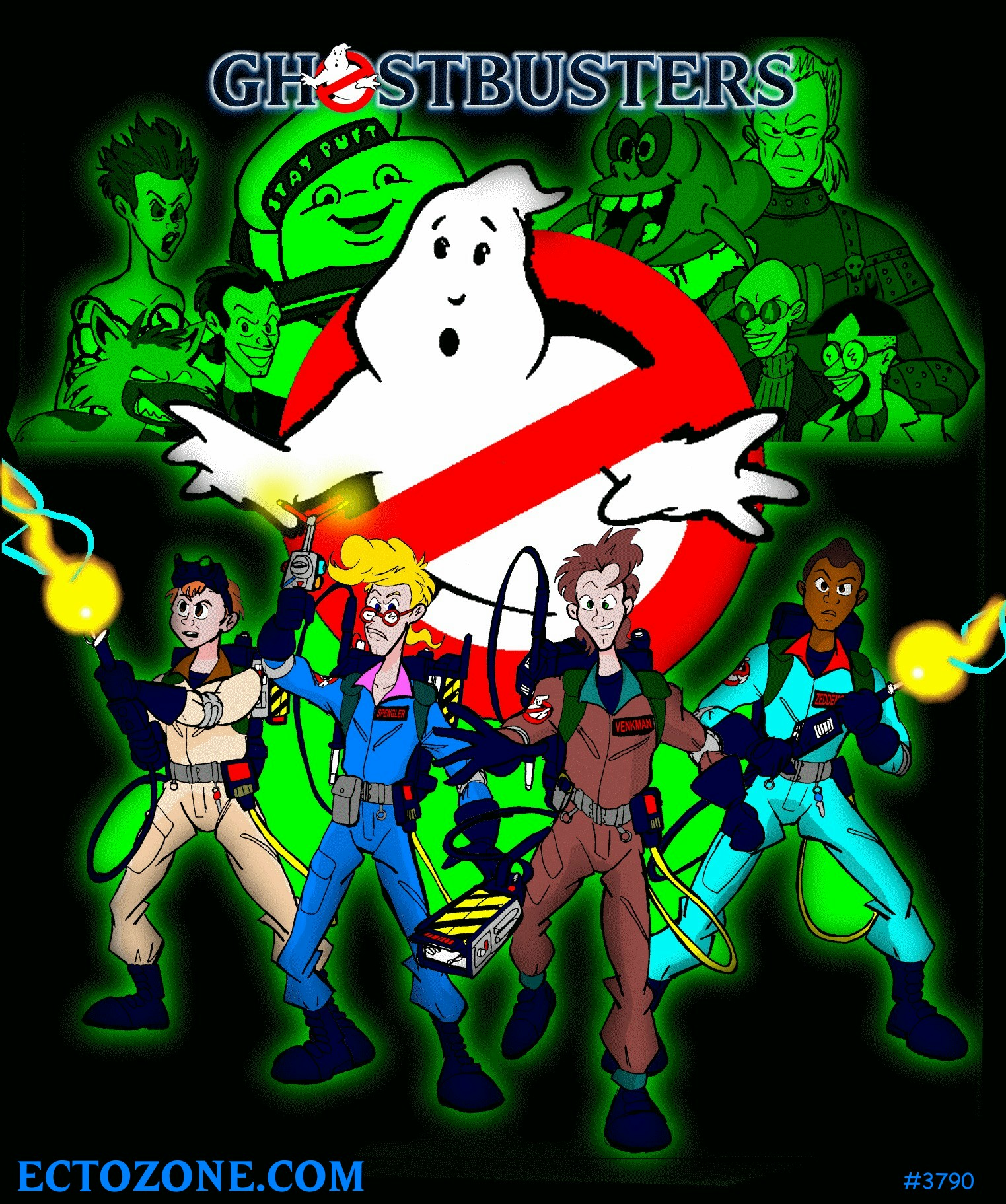 real ghostbusters wallpaper - wallpapersafari