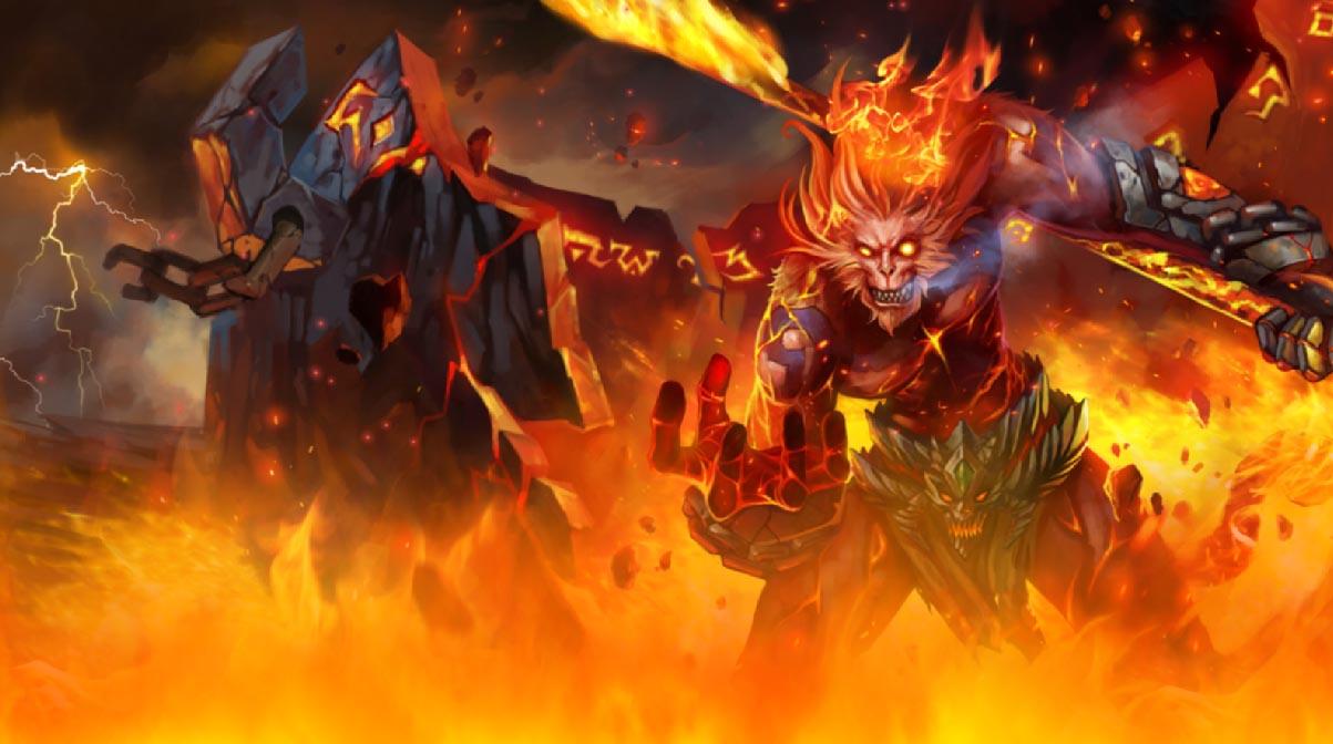 WoW Villains Diablo League Of Legends Battlefield Skyrim God Of War 1203x672